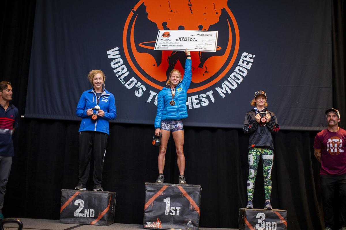 Rea Kolbl WTM Champion