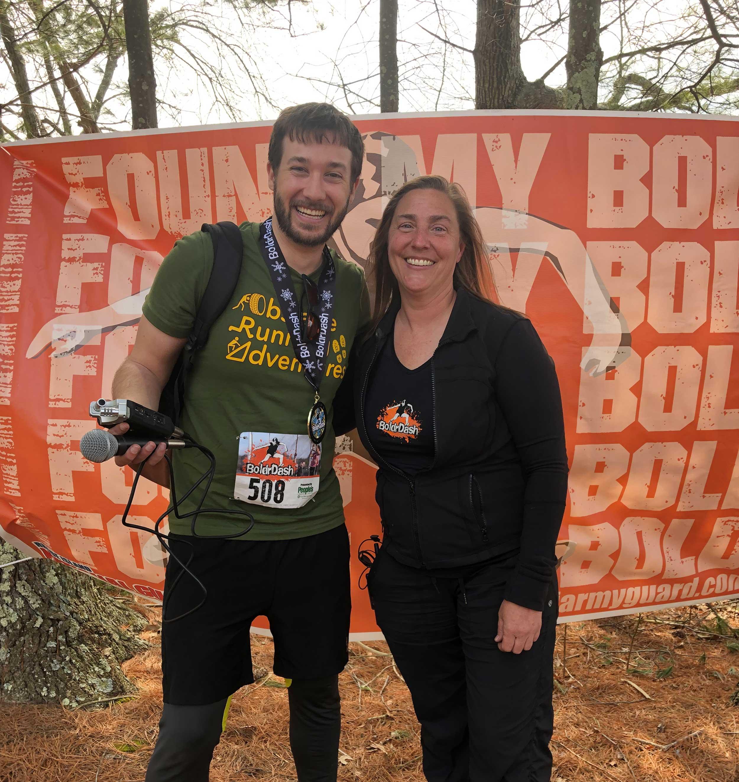 117. BoldrDash WinterDash With Lynn Hall And Crazy AF News