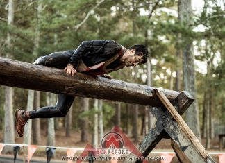 Kris Mendoza Toughest Mudder